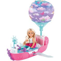 Волшебная кроватка Челси, Barbie Mattel