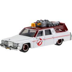 Тематическая премиальная машинка ECTO 1, Hot Wheels Mattel