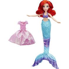 """Кукла """"Принцесса Ариель, превращающаяся  из Русалки в девушку"""", Принцессы Дисней Hasbro"""