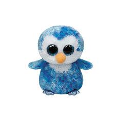 """Мягкая игрушка """"Пингвин Ice Cube, 25 см"""", Beanie Boos, Ty"""