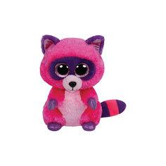 "Мягкая игрушка ""Енот Roxie, 25 см"", Beanie Boos, Ty"