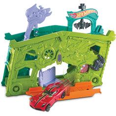 Трансформирующийся игровой набор Ghost Garage, Hot Wheels Mattel