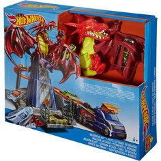 """Набор """"Битва с драконом"""", Hot Wheels Mattel"""