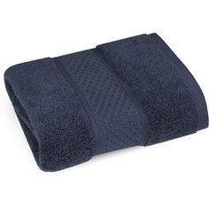 Полотенце махровое 70*140, Cozy Home, темно-синий