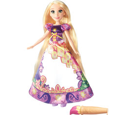 """Модная кукла """"Принцесса в юбке с проявляющимся принтом"""", Принцессы Дисней, B5295/B5997 Hasbro"""
