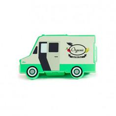 "Ланч-бокс ""Food truck organic"" Doiy"