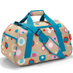 "Сумка дорожная ""Activitybag funky dots1"" Reisenthel"