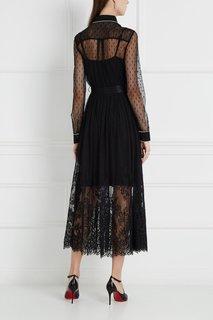 Кружевное платье Mo&Co