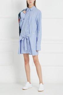 Хлопковое платье-рубашка Hamptons Big Designers Remix