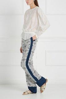 Шелковые брюки Talitha