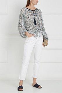 Шелковая блузка Silk Talitha