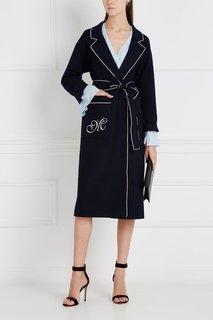 Шерстяное пальто Mo&Co