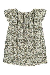 Хлопковое платье Eugenie Bonpoint