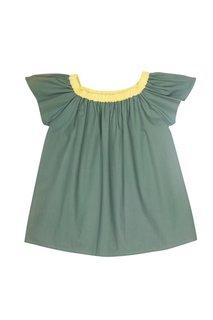 Хлопковая блузка Eulalie Bonpoint