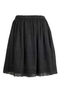 Хлопковая юбка Exquisey Bonpoint