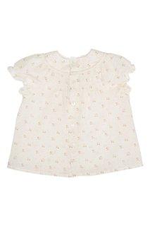 Хлопковая блузка Eblouie Bonpoint