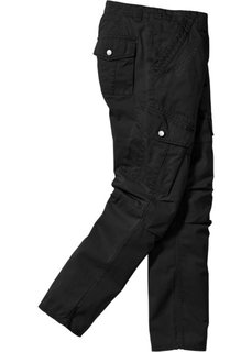 Брюки-карго Regular Fit, низкий + высокий рост (U + S) (бежевый) Bonprix
