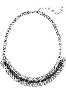 Колье в виде звеньевой цепочки (серебристый) Bonprix