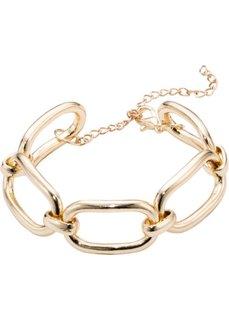 Звеньевой браслет (серебристый) Bonprix