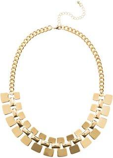 Модная цепочка (золотистый) Bonprix