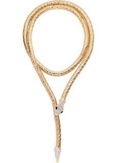 Цепочка Змея (золотистый) Bonprix