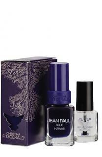 Лак для ногтей Jean Paul + bond-подготовка Christina Fitzgerald