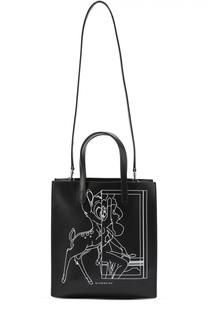 Сумка-шоппер Stargate с принтом Givenchy