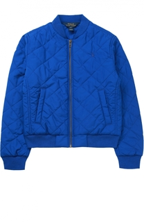 Стеганая куртка на молнии Polo Ralph Lauren