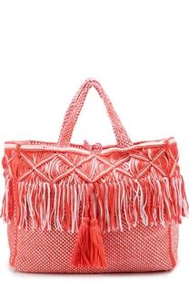 Текстильнаая сумка Seychelles Melissa Odabash