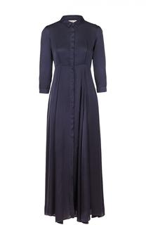 Платье-рубашка с завышенной талией и укороченным рукавом Denim&Supply by Ralph Lauren