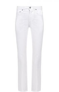 Укороченные расклешенные джинсы Golden Goose