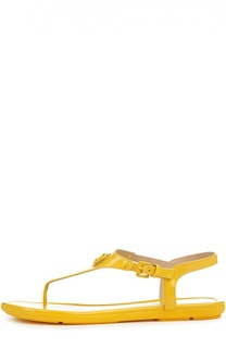 Лаковые сандалии Ramona с декором MICHAEL Michael Kors