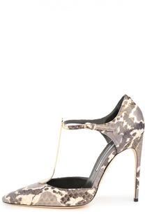 Туфли Astral с фиксирующим ремешком Brian Atwood