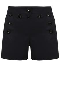 Мини-шорты с декоративной отделкой Dolce & Gabbana