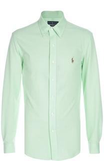 Рубашка с воротнкиком button down Polo Ralph Lauren