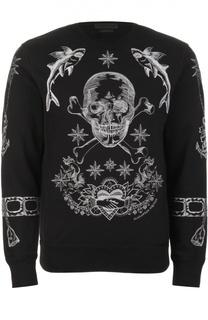 Пуловер джерси Alexander McQueen