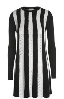 Вязаное платье REDVALENTINO