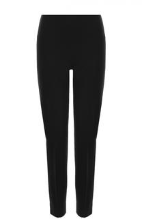 Укороченные облегающие брюки со стрелками Ralph Lauren