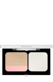 Компактное тональное средство Teint Couture Compact, оттенок 4 Elegant Beige Givenchy