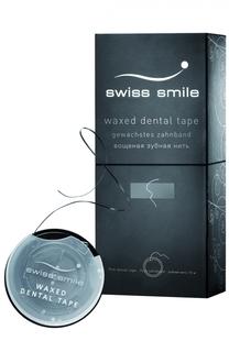 Вощеная зубная нить Basel Swiss Smile