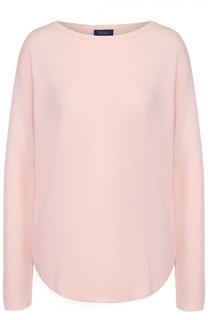 Кашемировый удлиненный пуловер свободного кроя Polo Ralph Lauren