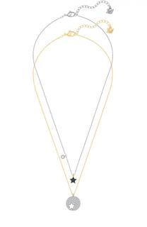 Комплект подвесок Crystal Wishes Star Swarovski