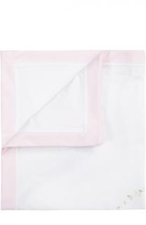 Одеяло из хлопка с вышивкой Aletta