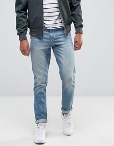 Светлые узкие джинсы ASOS - Синий