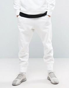 Белые спортивные штаны adidas X BY O BQ3109 - Белый