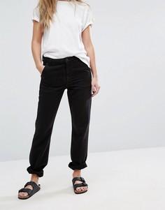 Суженные книзу джинсы с косыми боковыми карманами Bethnals Murphy - Черный