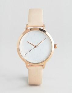 Часы ASOS Pretty Heart - Кремовый