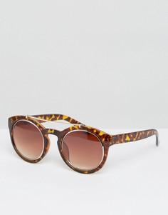 Солнцезащитные очки AJ Morgan - Коричневый