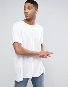 Oversize-футболка Liquor & Poker - Белый