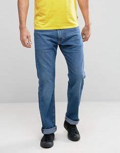 Умеренно выбеленные джинсы слим Levis 511 Rocky Strong - Синий Levis®